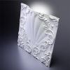 Valencia LED (White)Гипс 3D панель