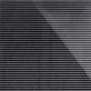 Vertical Black 3D панель Стекло